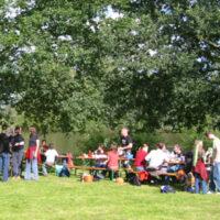 Kleines Sommerfest